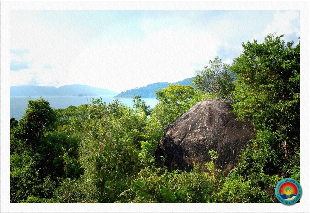 Auf in den Dschungel von Koh Lipe