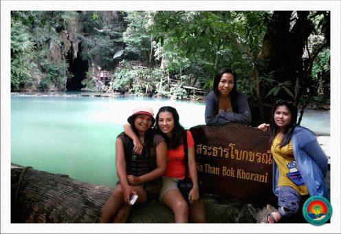 Ausflug mit Freunden